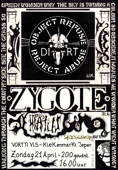91-04-21 Dirt Zygote Hiatus (Spatje)