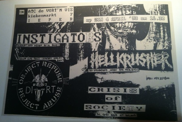 93-04-04 Hellkrusher - Dirt - Instigators - COS