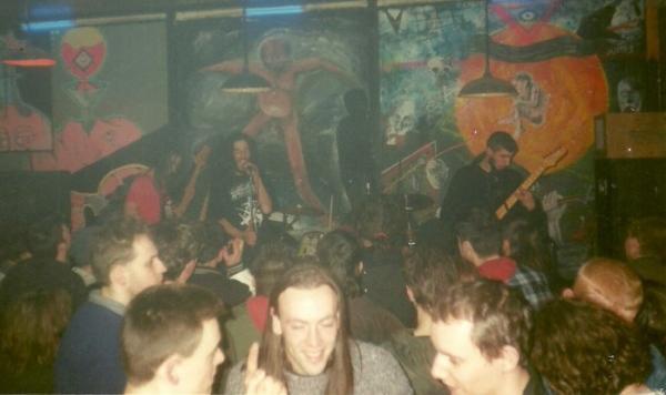 95-02-11 Vomit Yourself (+ Jan Claus) by Kurt vdE