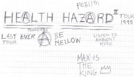 VV 95-02-11 - (book B) Health Hazard