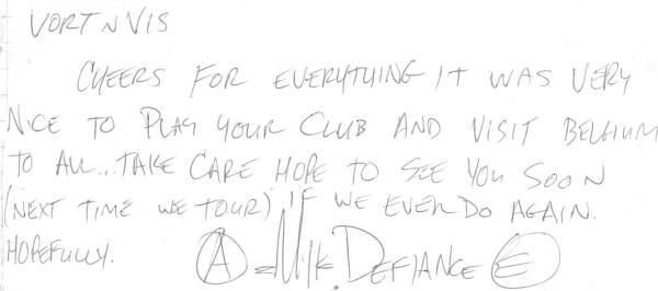 VV 95-10-14 - (book B) Defiance
