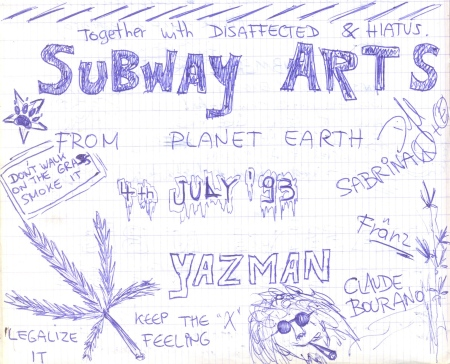 VV 93-07-04 - (book B) Subway Arts