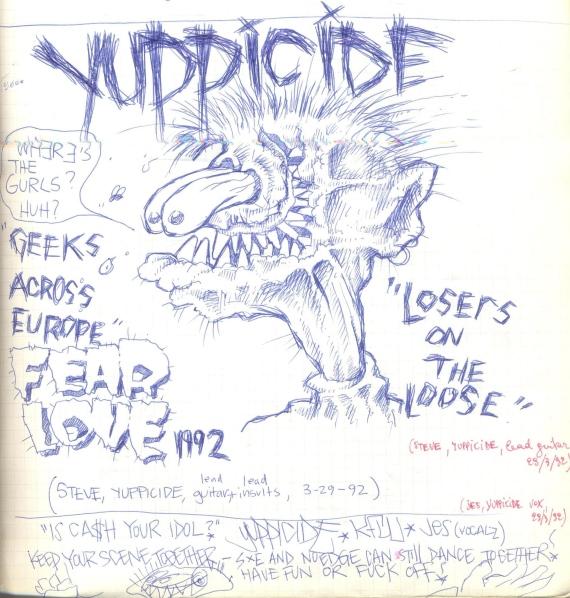 VV 92-03-29 - (book A) Jesse & Steve Yuppicide