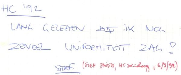 VV 92-09-06 - (book A) Stef Smits