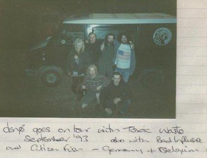 93-10-24 Deno's Toxic Waste tour