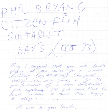 VV 93-10-24 - (book B) Citizen Fish (Phil Bryant)