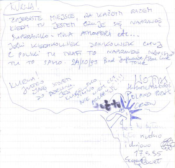 VV 93-10-24 - (book B) Polish visiter (Pawel)