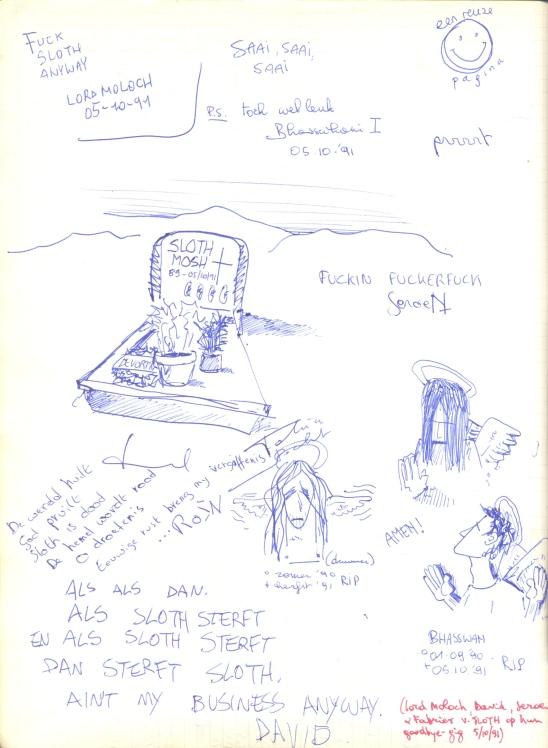 VV 91-10-05 - (book A) Sloth