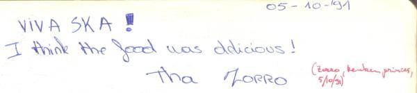 VV 91-10-05 - (book A) Zorro