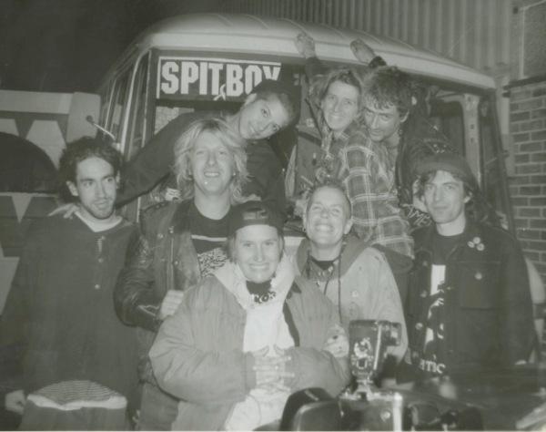 93-05-01 Spitboy - European Tour 1993