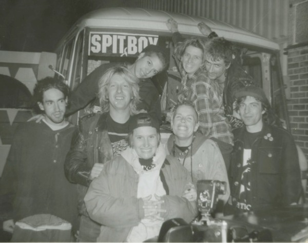 93-05-01 Spitboy - European Tour 1993
