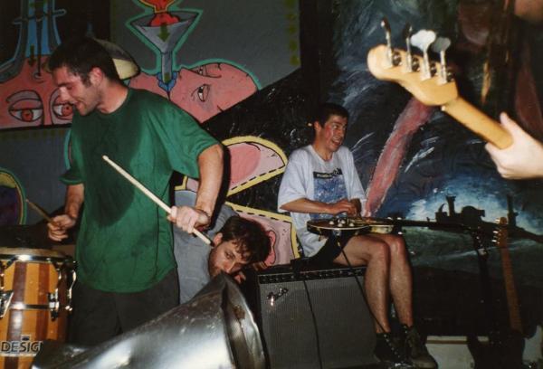 93-10-03 Dawson + Jer Reid (by Karl P)