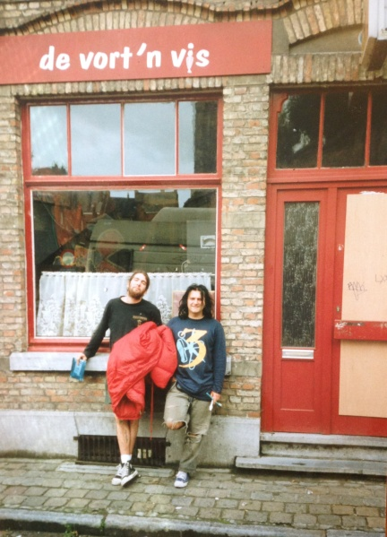 93-10-03 Four Wals Falling (Kiekenmarkt)