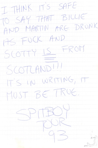 VV 93-05-01 - (book B) Spitboy