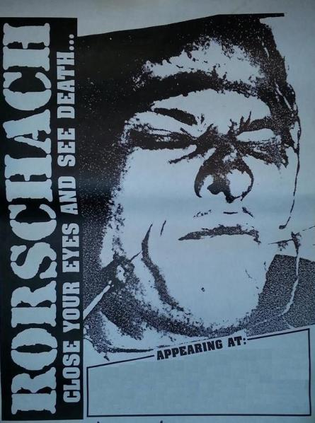 92-06 Rorschach poster