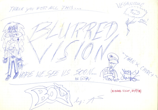 VV 92-06-27 - (book A) Blurred Vision
