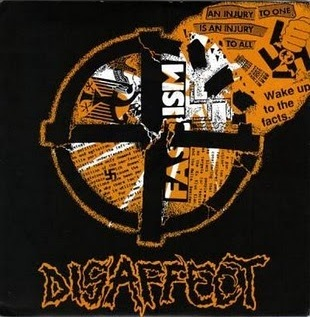 92-10-04 Disaffect 7'' cover