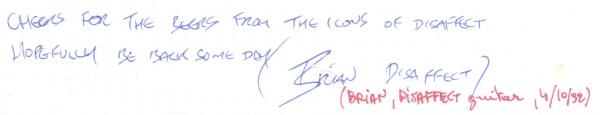 VV 92-10-04 - (book A) Disaffect Brian