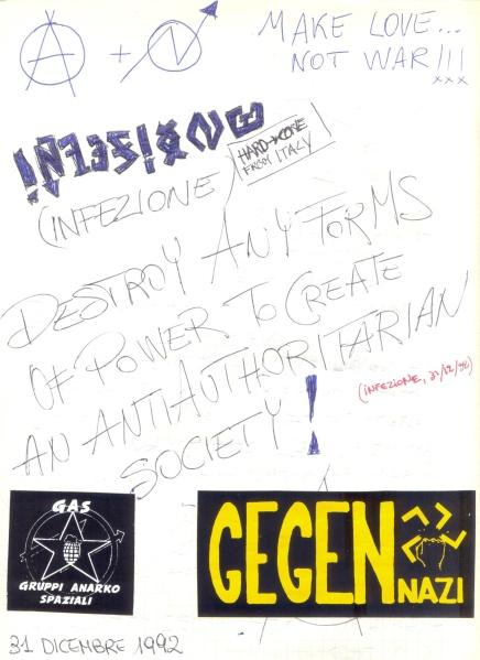 VV 92-12-31 - (book A) Infezione