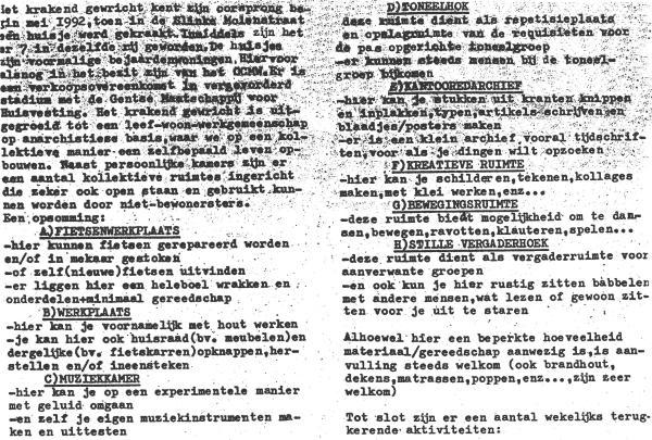 93-02-06 Krakend Gewricht (a)
