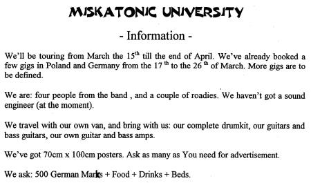 95-04-29 Miskatonic University (b)