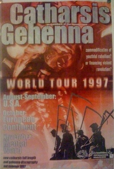 97 Catharis - Gehenna Euro tour