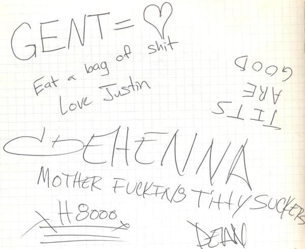 VV 97-10-12 - (book C) Gehenna Dean