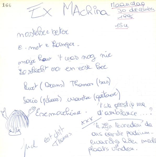 VV 96-12-30 - (book C) Ex Machina