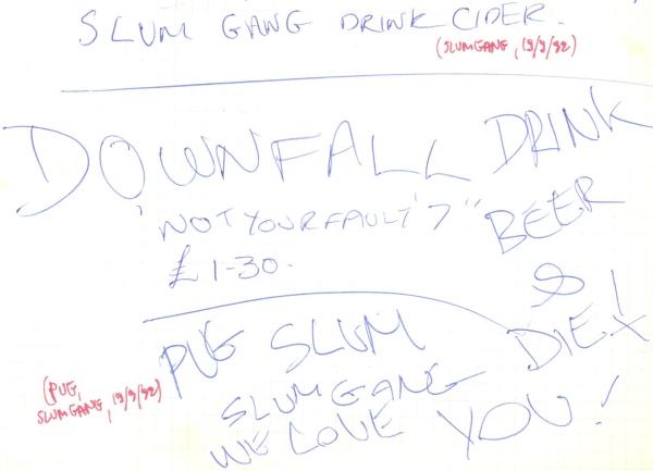 VV 92-09-19 - (book A) Slum Gang