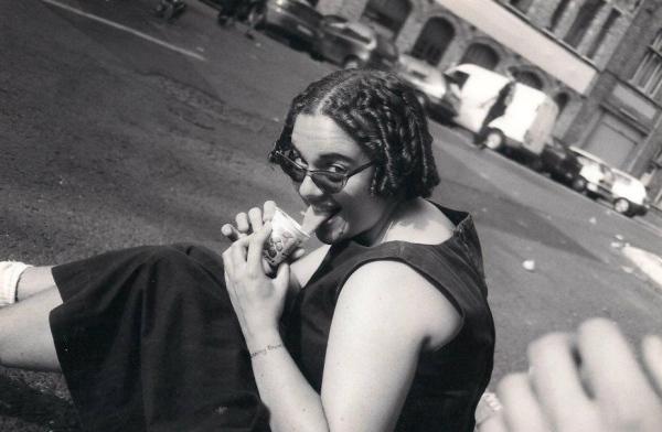 96-08-18 Vique Martin by Joeri H