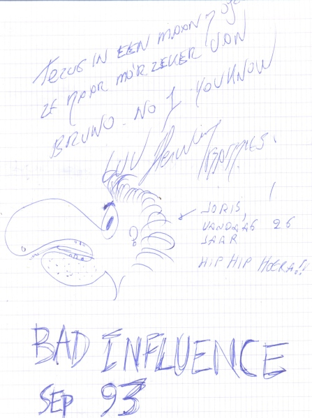 VV 93-09-04 - (book B) Bad Influence
