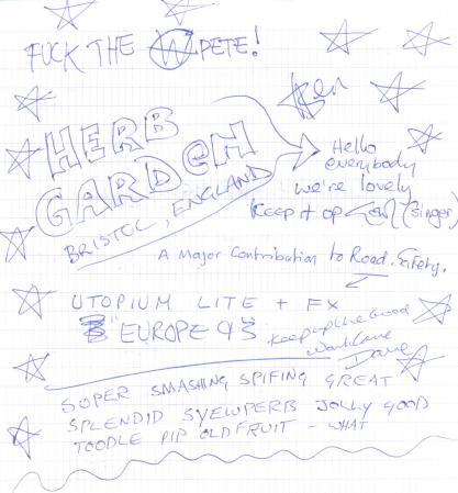 VV 93-09-04 - (book B) Herb Garden