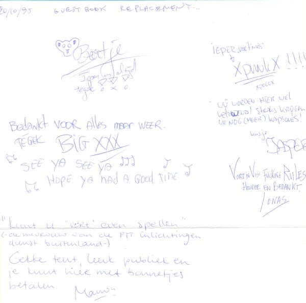 VV 95-10-20 - (book B) Mainstrike