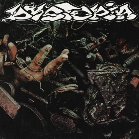Dystopia - Human = Garbage