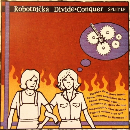 98-02-21 Divide & Conquer - Robotnicka