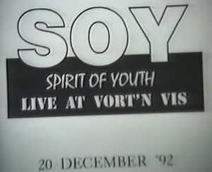 92-12-20 Spirit Of Youth live tape