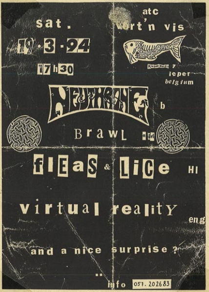 94-03-19 Brawl - Fleas & Lice - Virtual Reality