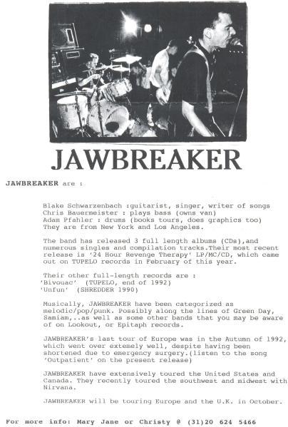 94-10 Jawbreaker info