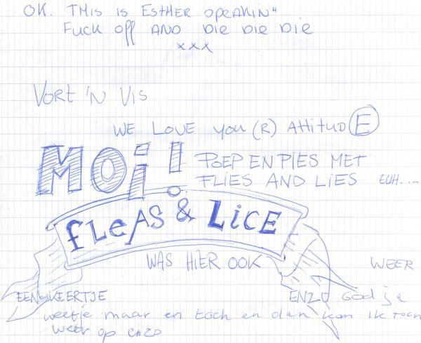 VV 94-03-19 - (book B) Fleas & Lice