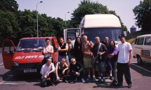 94-07-10 Chorus Of Disapproval & Ironside tour