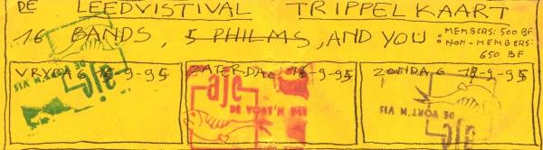 95-09-15&16&17 Ilja's ticket