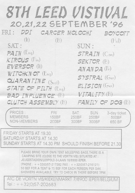 96-09-20&21&22 Leed fest #8 poster 2