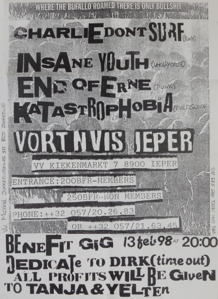 98-02-13 Insane Youth - Katastrophobia