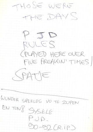 VV 98-02-13 - (book C) Spatje & Siesele