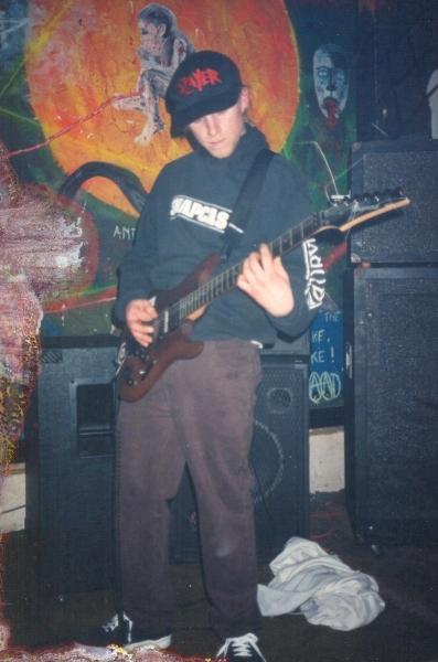 96-04-05 Resist The Pain - Pedro (VV)