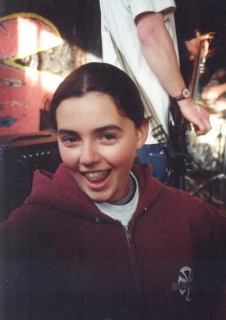 96-05-12 Virginie Logie (by S Lammertyn)