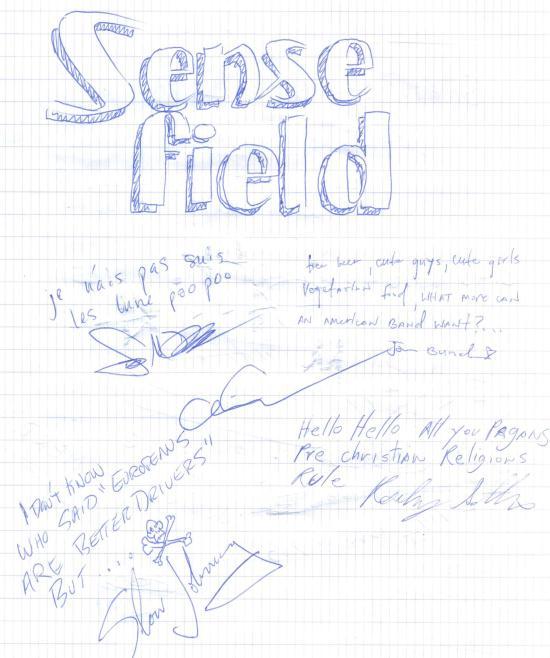VV 95-06-18 - (book B) Sensefield