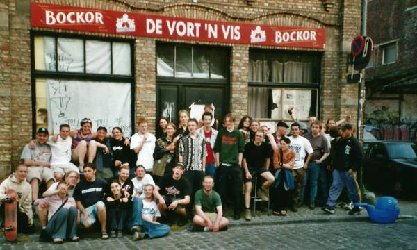 VV verhuis 2001