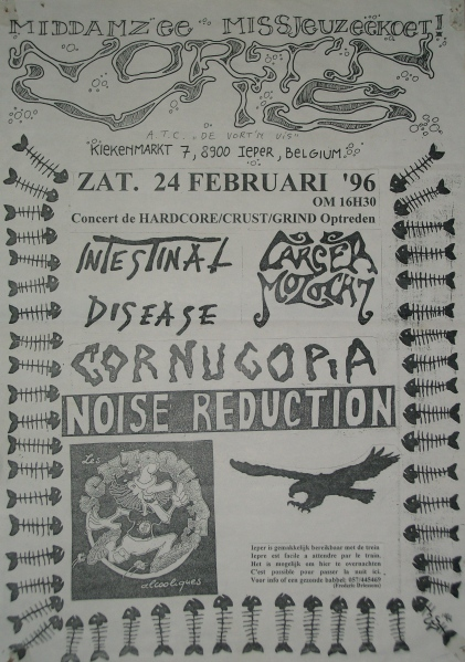 96-02-24 Carcer Molochi - Intestinal Disease