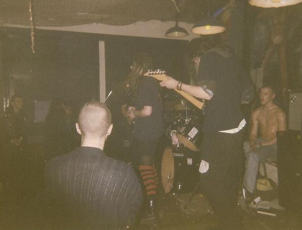 96-02-24 Carcer Molochi met Bram Calbrecht (by Eric Minnen)